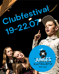 Clubfestival Theater Konstanz
