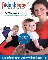 Fit dank Baby - Kurse in Konstanz